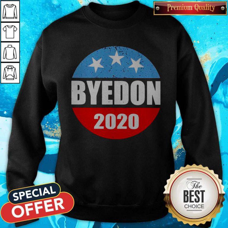Premium Byedon 2020 Vintage Sweatshirt