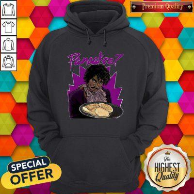 Premium Fresh Prince Pancakes Hoodie
