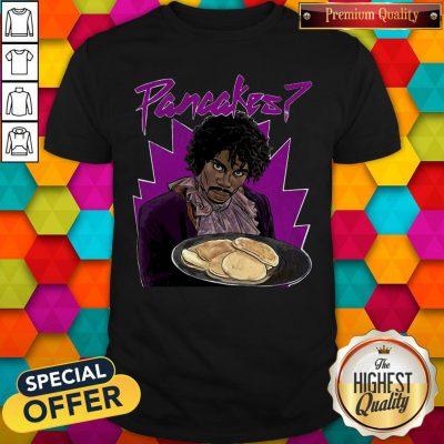 Premium Fresh Prince Pancakes Shirt