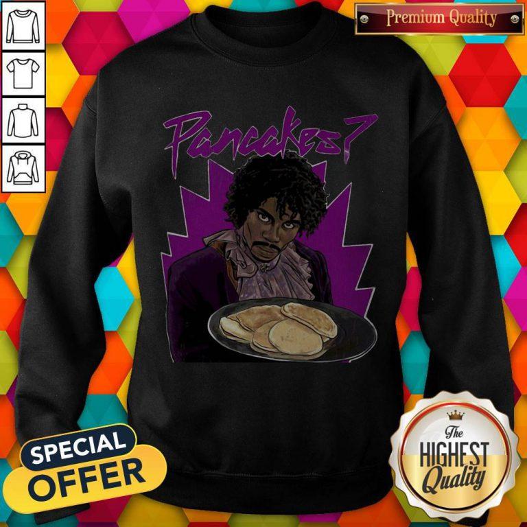 Premium Fresh Prince Pancakes Sweatshirt