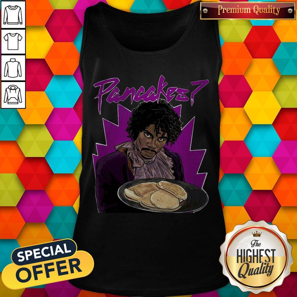 Premium Fresh Prince Pancakes Tank Top