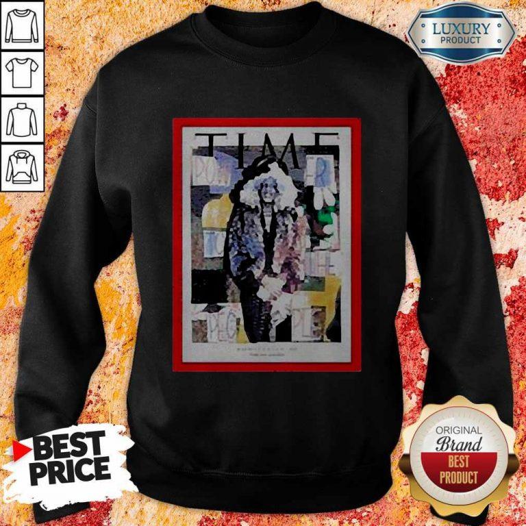 Pretty Marsha P. Johnson Time Sweatshirt