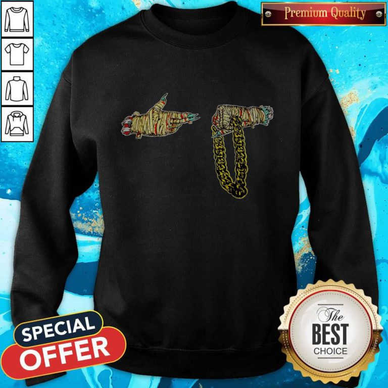 Top Run The Jewels Sweatshirt