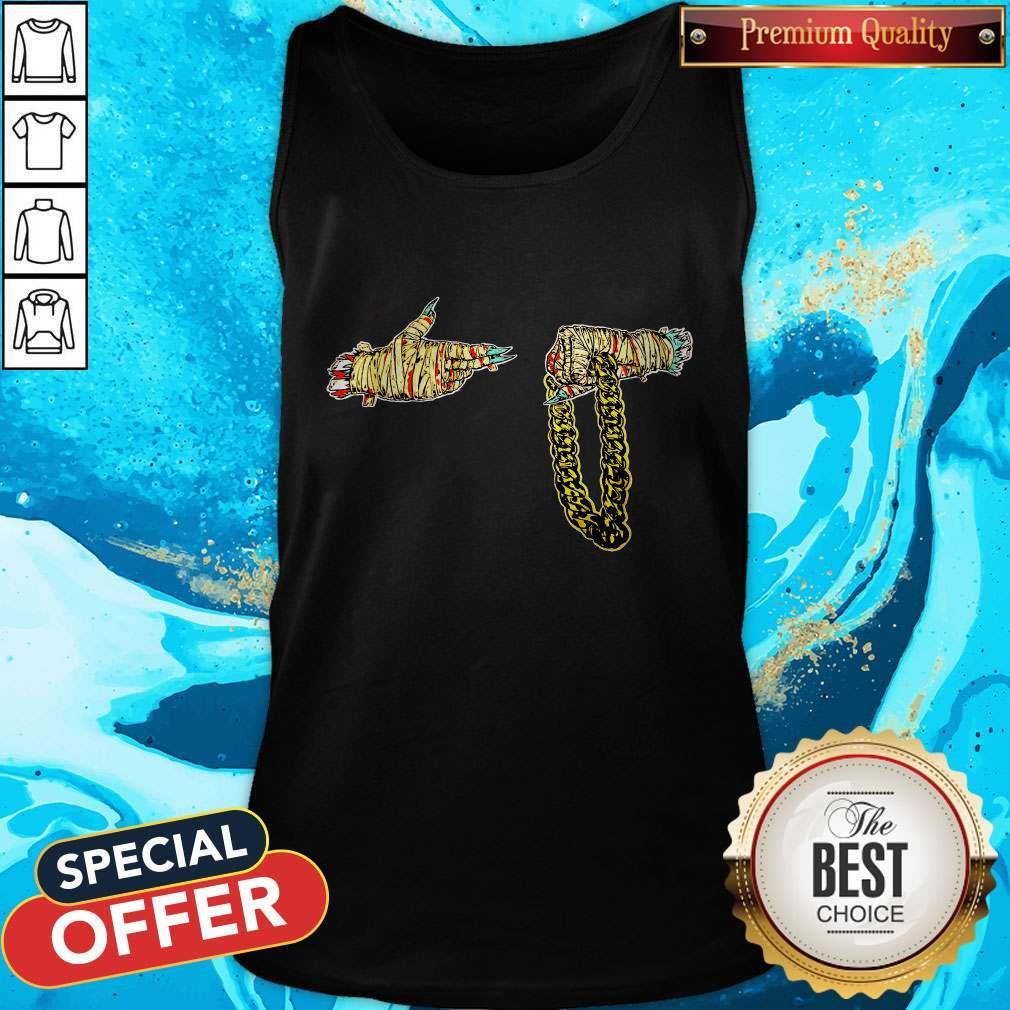 Top Run The Jewels Tank Top