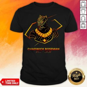 Grand RIP Chadwick Boseman 1977-2020 Shirt