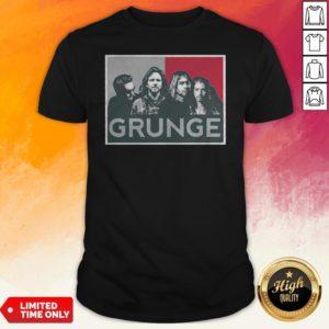 MTV Killed The Grunge Star Shirt