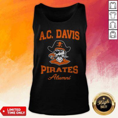 Pirates A.C. Davis Pirates Alumni Tank Top