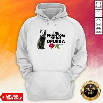 Cat The Phantom Of The Opra Hoodie