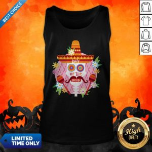 Day Of The Dead Sugar Skull Mexican Holiday Tank Top