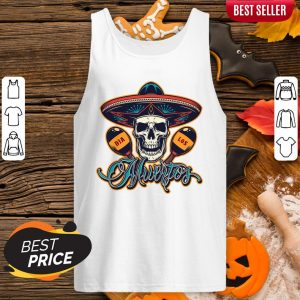 Dia De Los Muertos Day Of Dead Skull Mexican Holiday Tank Top