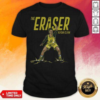 Good Alysha Clark The Eraser Shirt