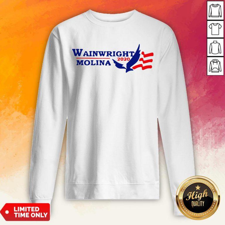 Good Wainwright Molina 2020 Sweatshirt