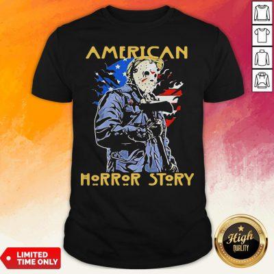 Halloween Jason Voorhees Michael Myers American Horror Story Shirt