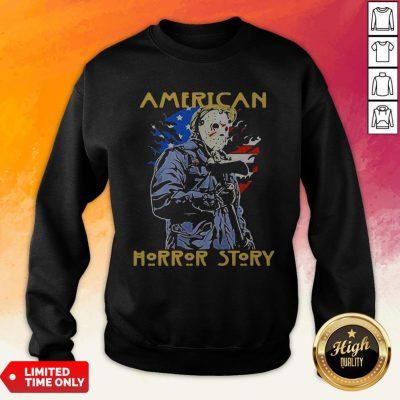 Halloween Jason Voorhees Michael Myers American Horror Story Sweatshirt