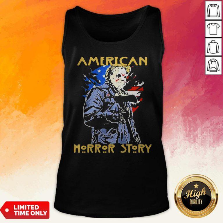 Halloween Jason Voorhees Michael Myers American Horror Story Tank Top