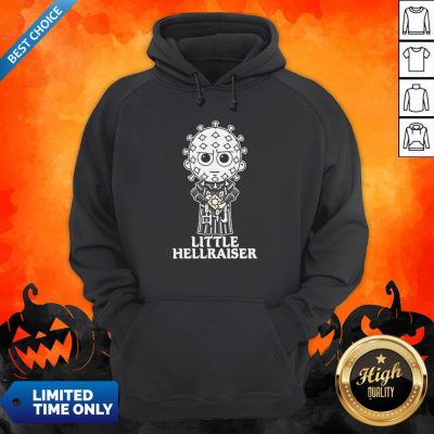 My Little Pinhead Hellraiser Halloween Horror Hoodie