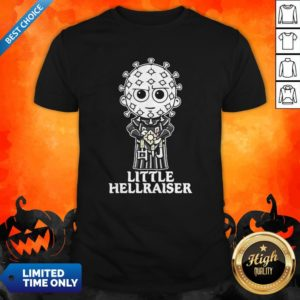 My Little Pinhead Hellraiser Halloween Horror Shirt