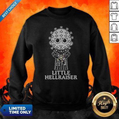 My Little Pinhead Hellraiser Halloween Horror Sweatshirt
