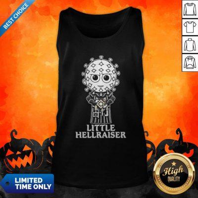 My Little Pinhead Hellraiser Halloween Horror Tank Top