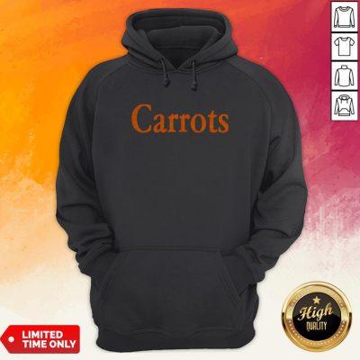 Nice Orange Carrots Hoodie