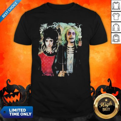 Perfect Halloween Haunted House Poster Shirt
