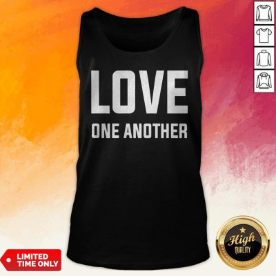 Perfect Love One Another Tee Tank Top