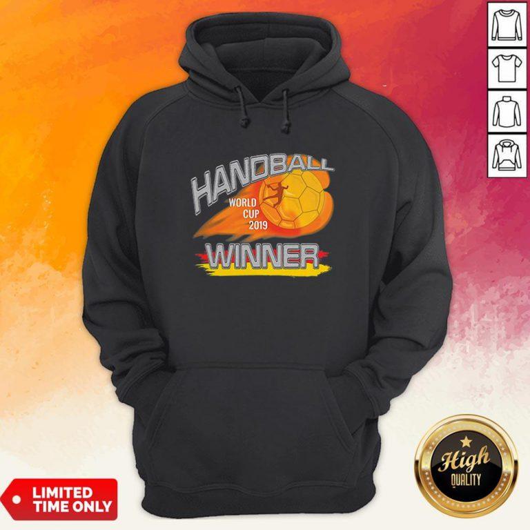 Premium Handball 2019 Germany Hoodie