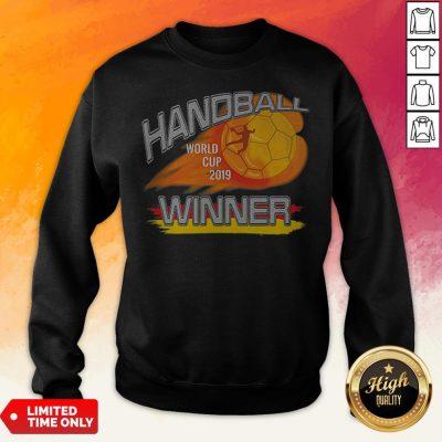 Premium Handball 2019 Germany Sweatshirt