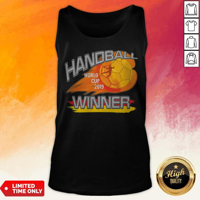 Premium Handball 2019 Germany Tank Top