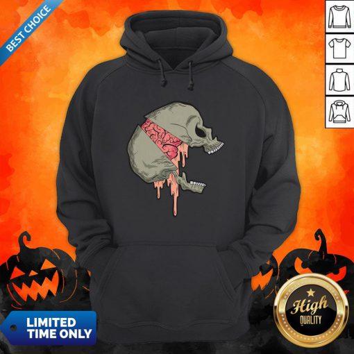 Skull Halloween Day Of The Dead Muertos Hoodie