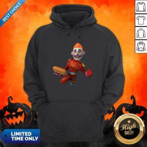 Sugar Skull Boy Hotdog Happy Dia De Muertos Mexican Holiday Hoodie