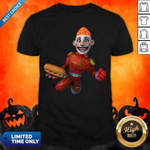 Sugar Skull Boy Hotdog Happy Dia De Muertos Mexican Holiday Shirt