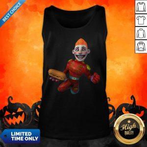 Sugar Skull Boy Hotdog Happy Dia De Muertos Mexican Holiday Tank Top