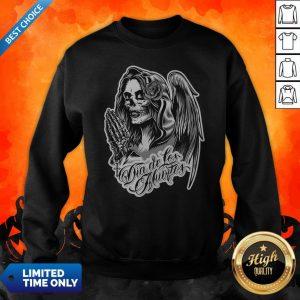 Vintage Day Of The Dead Dia De Los Muertos Sweatshirt