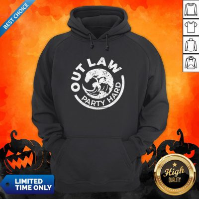 White Claw Halloween Party Hard Hoodie