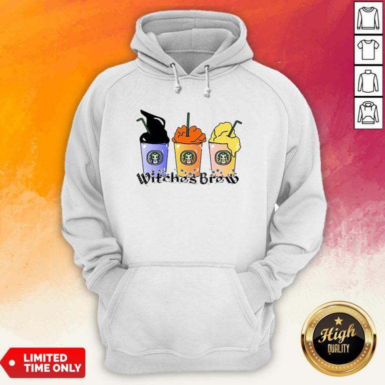 Witches Brew Hocus Pocus Coffee Halloween Hoodie