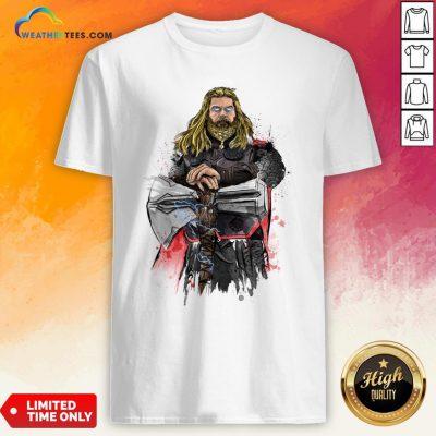 Awesome Thor God Of Thunder Shirt