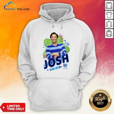 Blue's Clues & You Josh Portrait Premium Hoodie