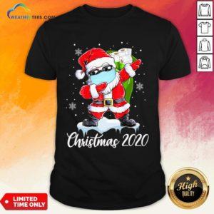 Do Santa Dabbing Christmas 2020 Shirt - Design By Weathertees.com