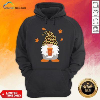 Feel Gnome Penguins Hug Coffee Hoodie - Design By Weathertees.com