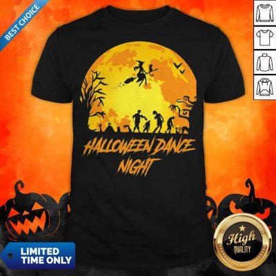 Happy Halloween Party Dance Night Shirt