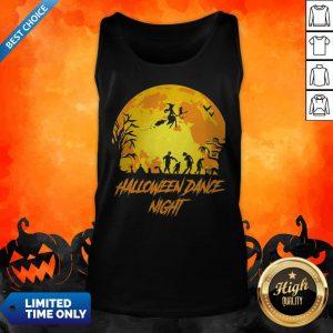 Happy Halloween Party Dance Night Tank Top