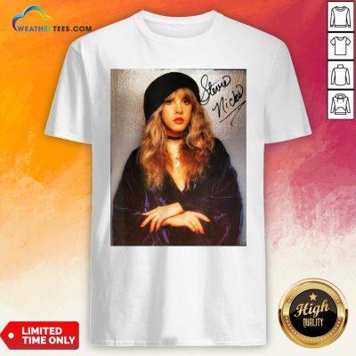 Love-Stevie Vintage Nicks Love 70S 80S Rock Fan T-Shirt