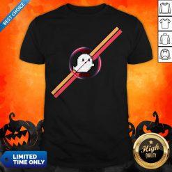 Official Not Cute Ghost Halloween Shirt