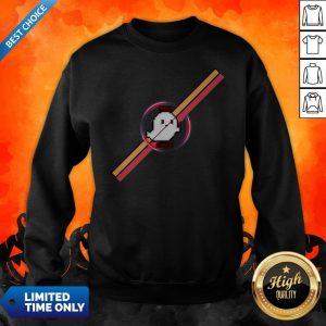 Official Not Cute Ghost Halloween Sweatshirt