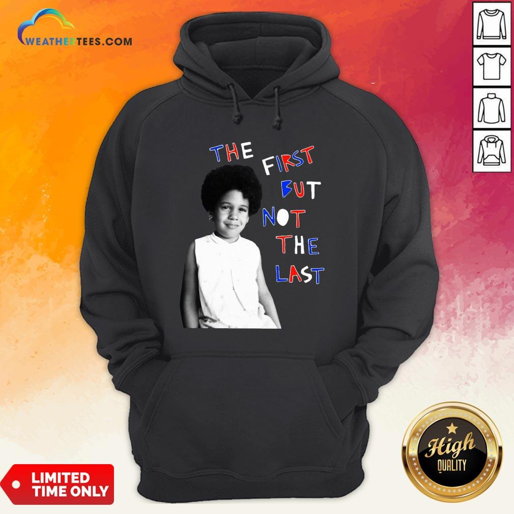 Better The First But Not The Last Classic Hoodie- Design By Weathertees.com