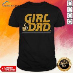 Like Kc Girl Dad Shirt - Design By Weathertees.com