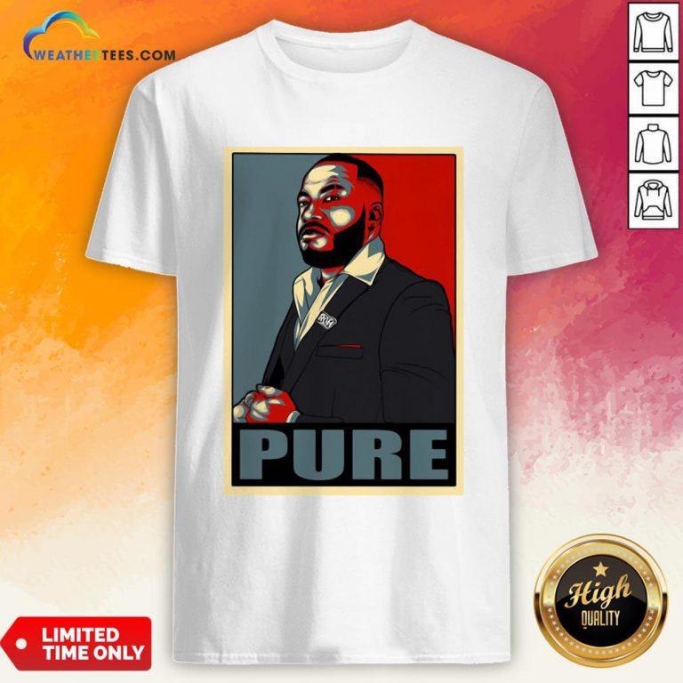 Long Pure I Am The Foundation Shirt- Design By Weathertees.com