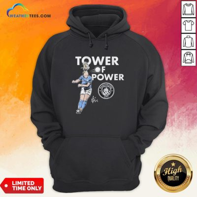 Talk Kristie Mewis Tower Of Power Manchester City Signature Hoodie