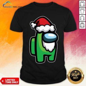 Tool Among Us Santa Christmas Shirt - Design By Weathertees.com